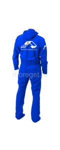 Костюм для сап-сёрфинга ATLAS SUIT SPORT BLUE 2