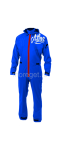 Костюм для сап-сёрфинга ATLAS SUIT SPORT BLUE